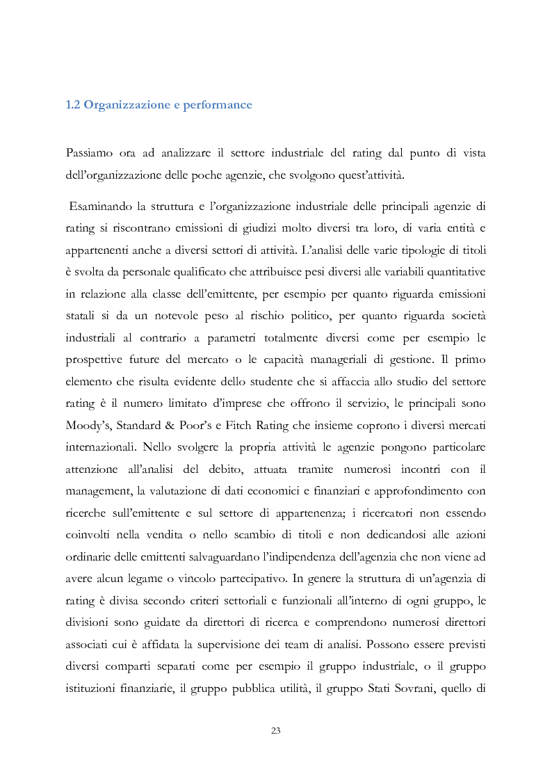 Anteprima della tesi: Credit crunch: come si manifesta l'irrazionalità nella gestione dei fenomeni di crisi, Pagina 5