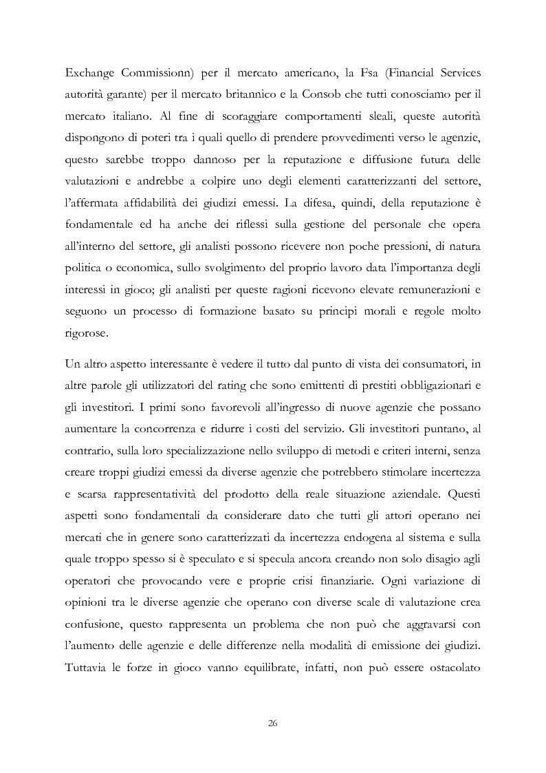 Anteprima della tesi: Credit crunch: come si manifesta l'irrazionalità nella gestione dei fenomeni di crisi, Pagina 8