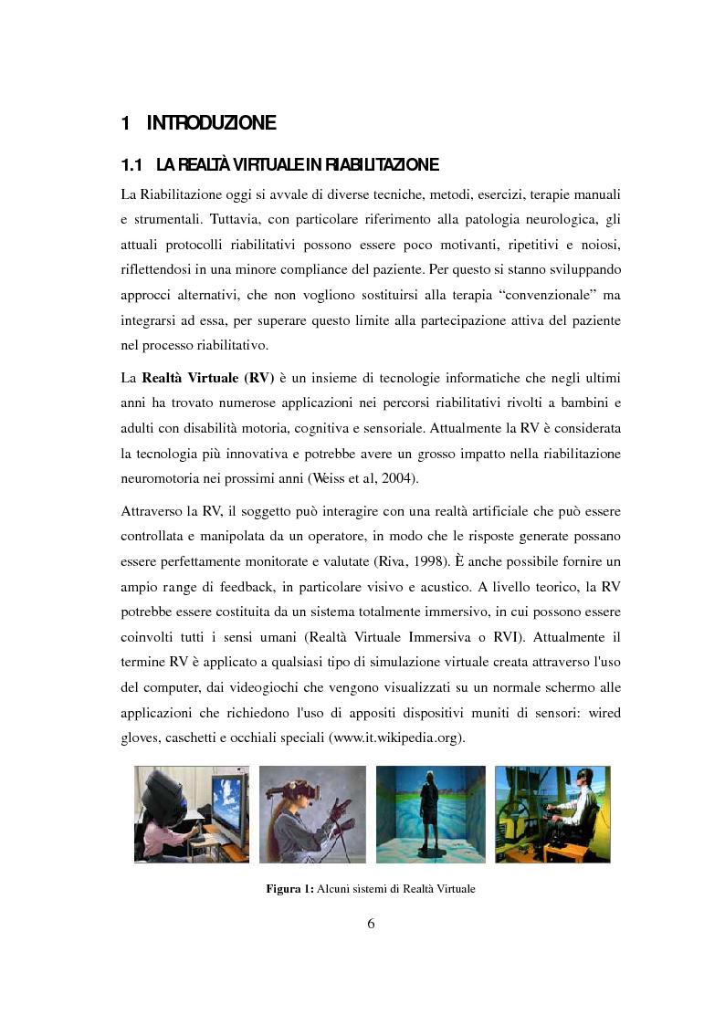 Anteprima della tesi: La Console Nintendo Wii® Nella Riabilitazione Di Pazienti Neurologici Adulti. Revisione Sistematica Della Letteratura, Pagina 3