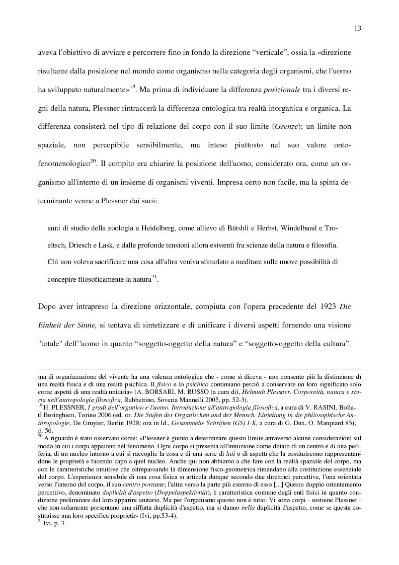 Anteprima della tesi: Ambiente, eccentricità e nuovi spazi antropologici, Pagina 10