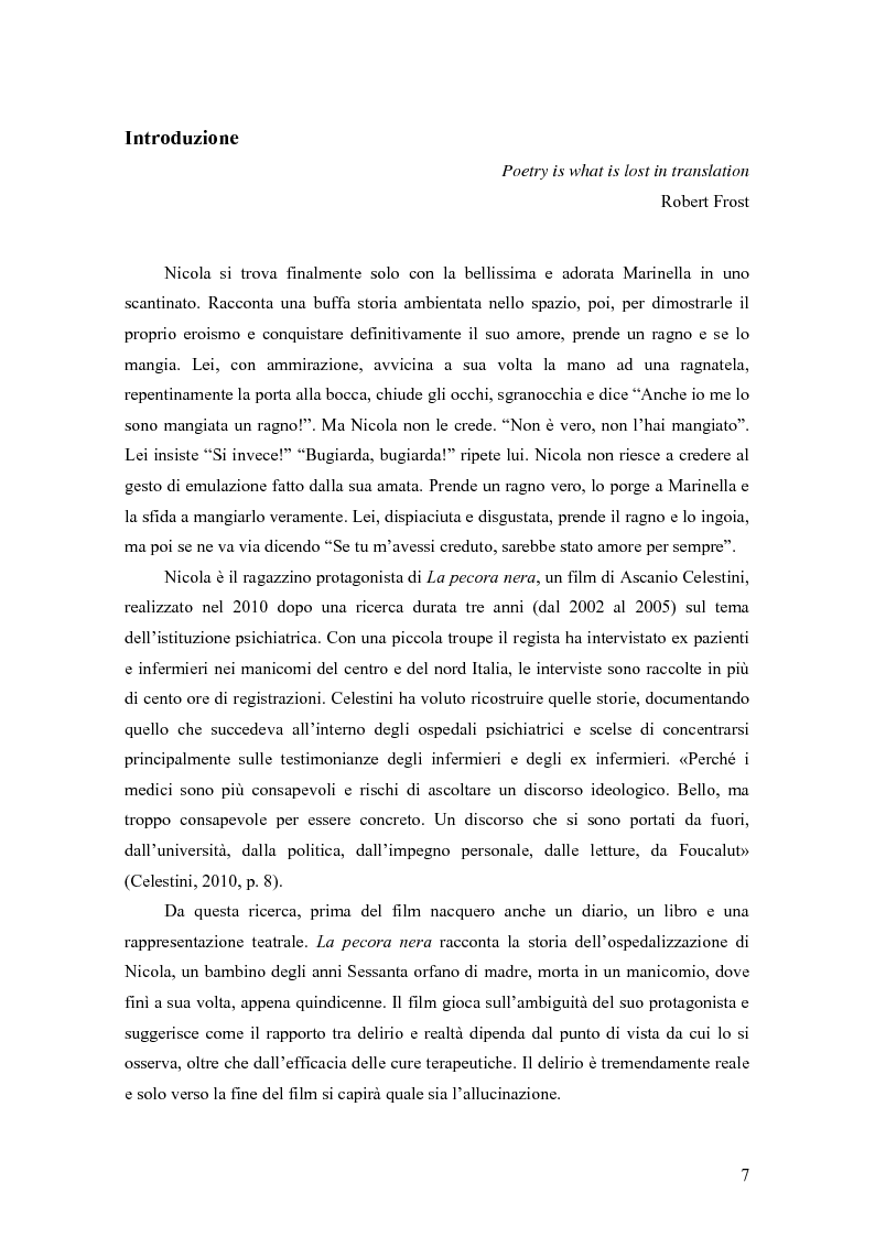 Anteprima della tesi: Identificazione proiettiva, double bind, schizofrenia, Pagina 2