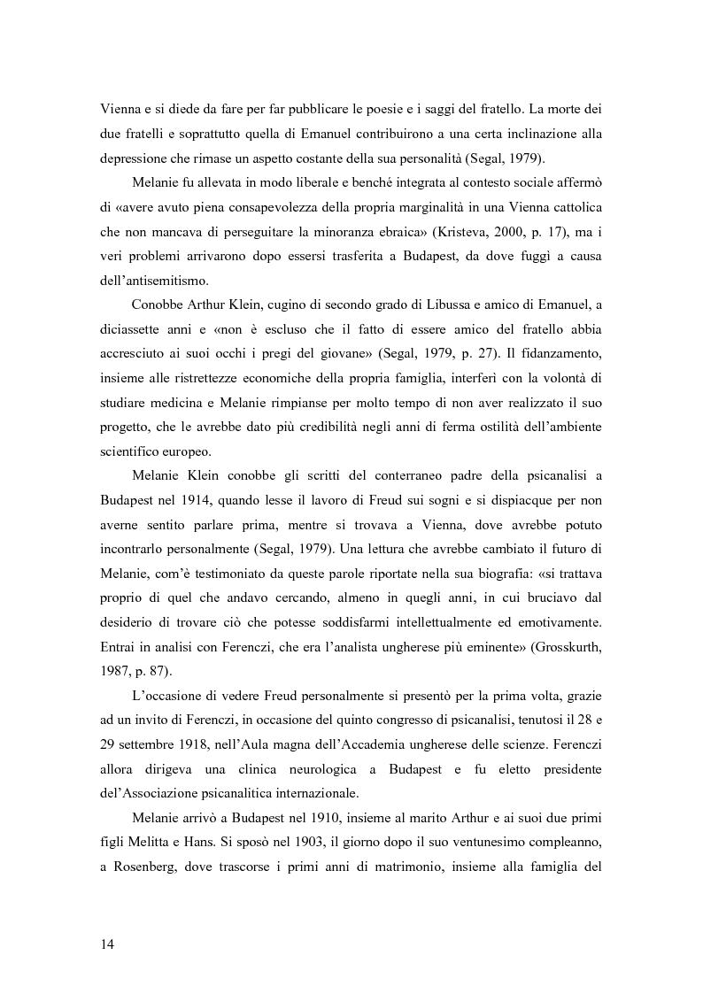 Anteprima della tesi: Identificazione proiettiva, double bind, schizofrenia, Pagina 8