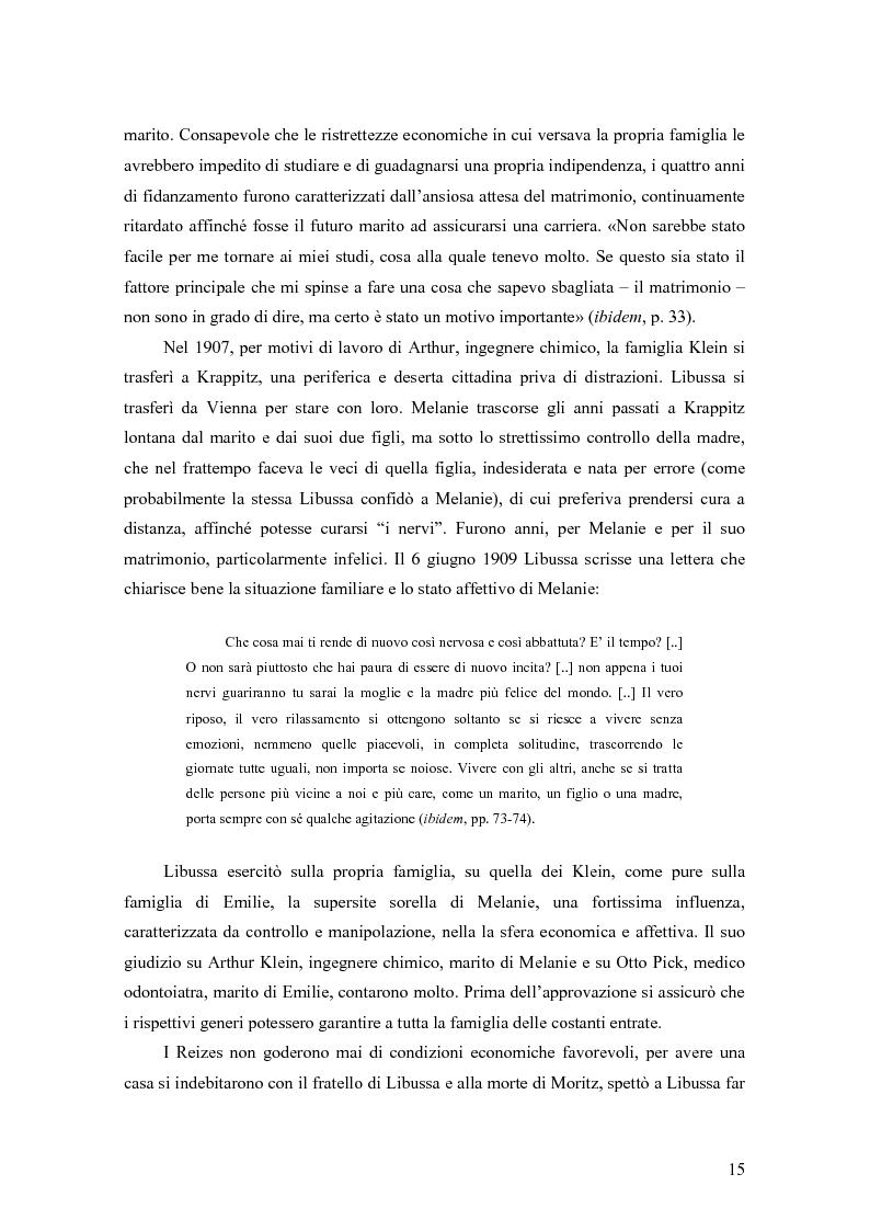 Anteprima della tesi: Identificazione proiettiva, double bind, schizofrenia, Pagina 9