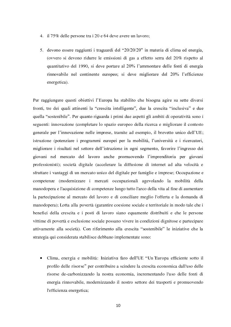 Anteprima della tesi: Il sistema di reporting della sostenibilità: il bilancio e gli indici di sostenibilità, Pagina 8