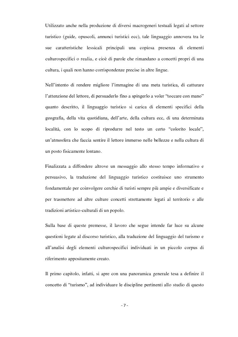 Anteprima della tesi: Tradurre linguaggi senza tradire culture, Pagina 3