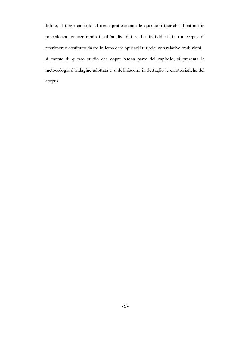 Anteprima della tesi: Tradurre linguaggi senza tradire culture, Pagina 5
