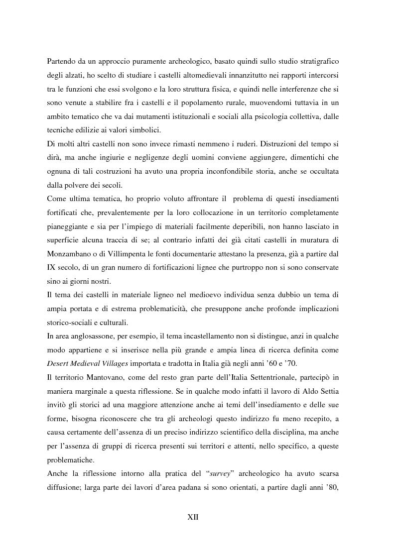 Anteprima della tesi: Storia e Archeologia del territorio Mantovano tra VII e XI secolo, Pagina 5