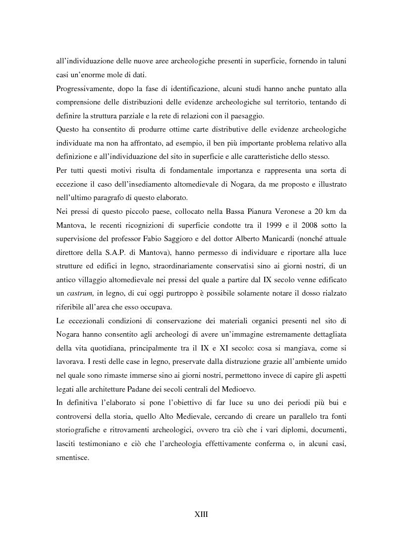 Anteprima della tesi: Storia e Archeologia del territorio Mantovano tra VII e XI secolo, Pagina 6