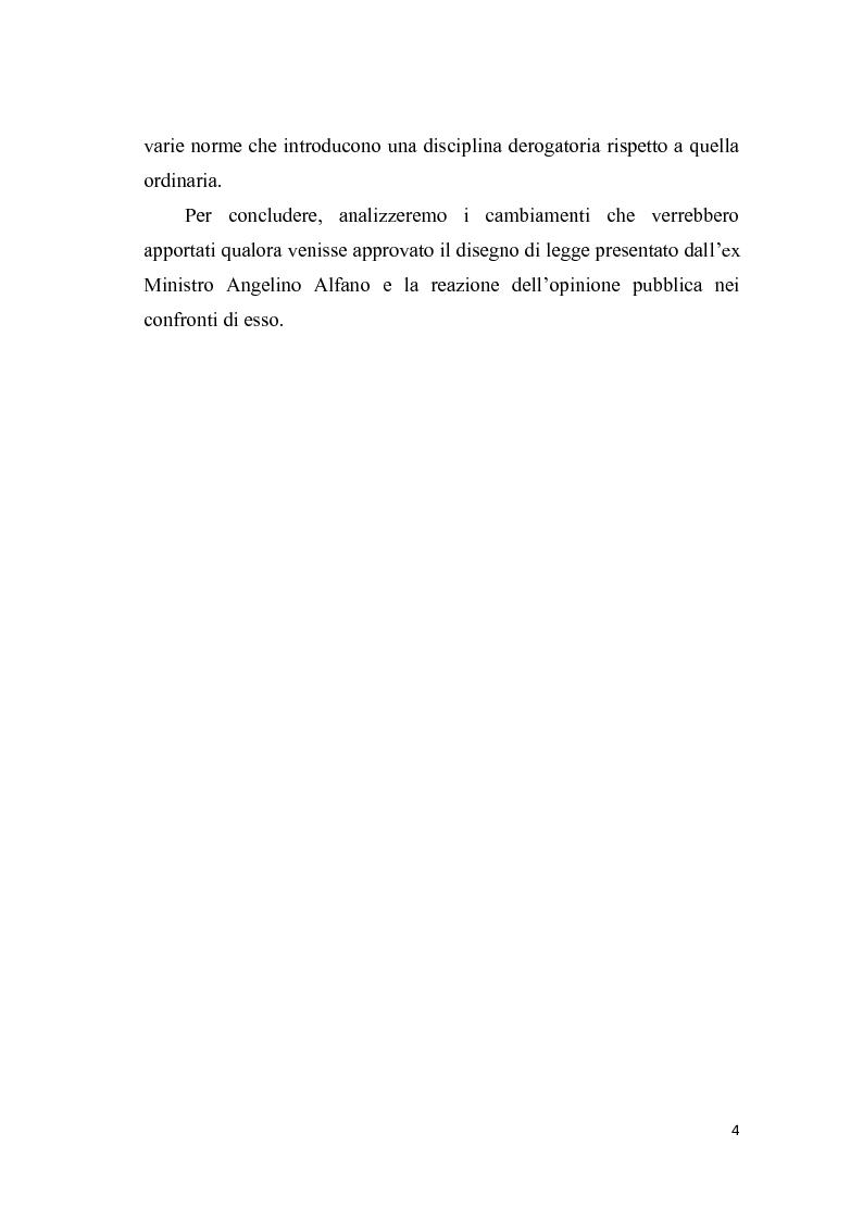 Anteprima della tesi: Le intercettazioni, Pagina 3
