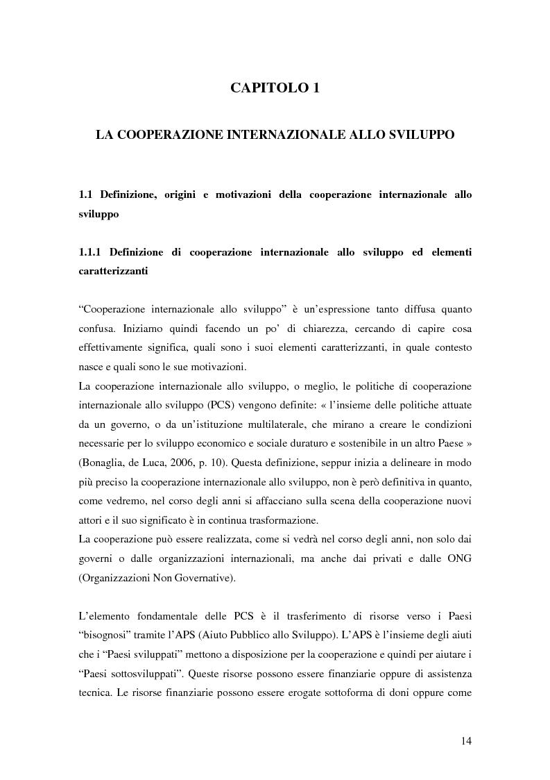 Anteprima della tesi: Il turismo responsabile come strumento per la cooperazione internazionale allo sviluppo? Il caso della Bosnia ed Erzegovina, Pagina 7