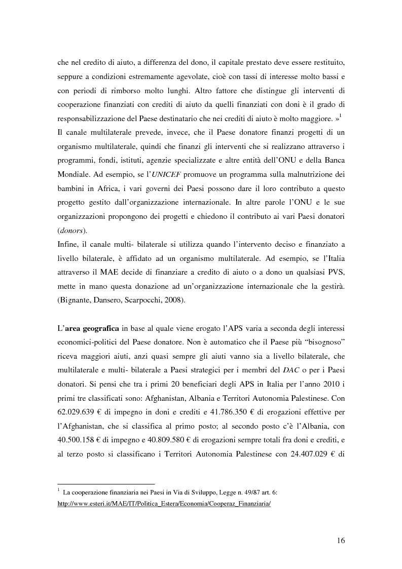 Anteprima della tesi: Il turismo responsabile come strumento per la cooperazione internazionale allo sviluppo? Il caso della Bosnia ed Erzegovina, Pagina 9