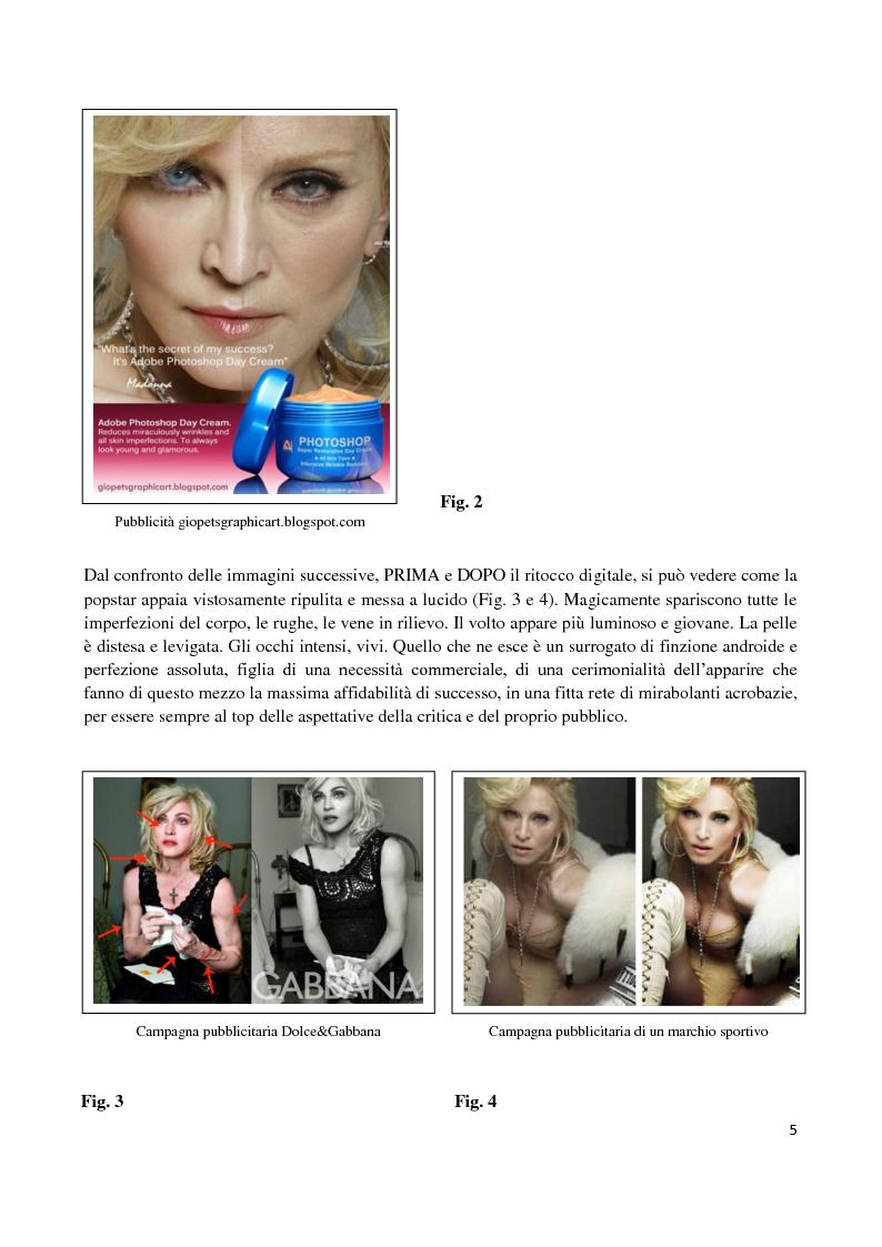 Anteprima della tesi: L'elaborazione digitale nella fotografia di moda, Pagina 4
