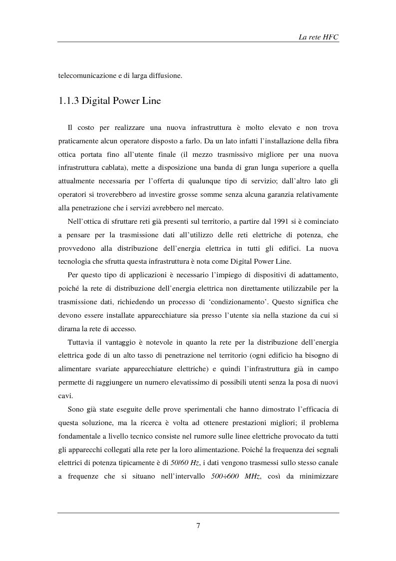 Anteprima della tesi: Tecniche avanzate di demodulazione e codifica per upstream HFC, Pagina 10