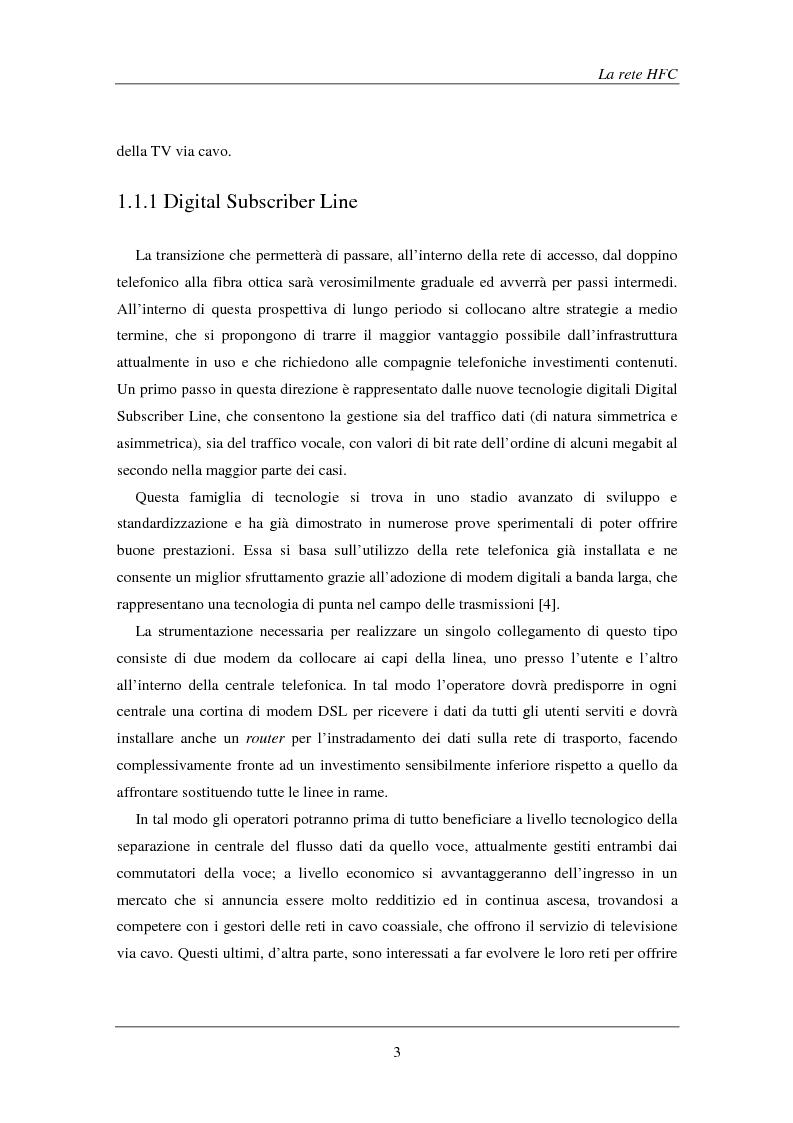 Anteprima della tesi: Tecniche avanzate di demodulazione e codifica per upstream HFC, Pagina 6