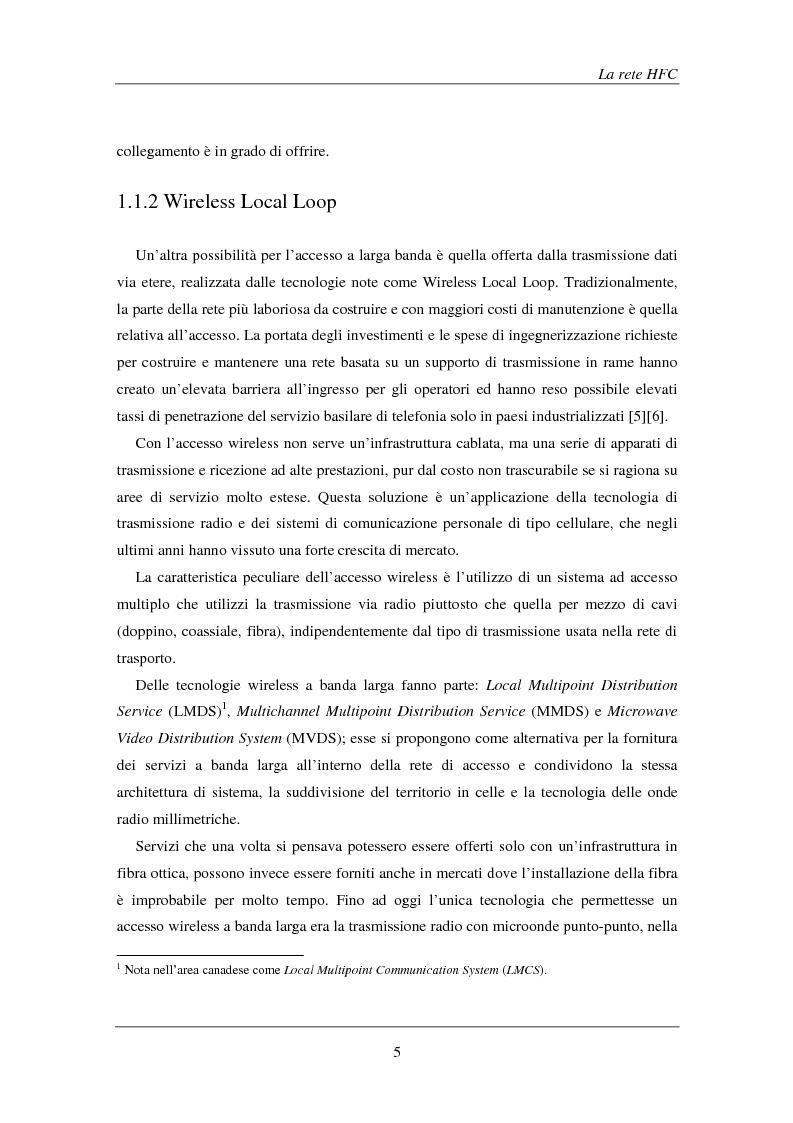 Anteprima della tesi: Tecniche avanzate di demodulazione e codifica per upstream HFC, Pagina 8
