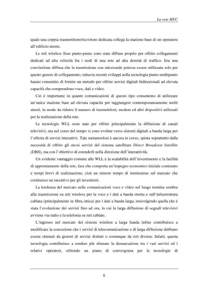 Anteprima della tesi: Tecniche avanzate di demodulazione e codifica per upstream HFC, Pagina 9