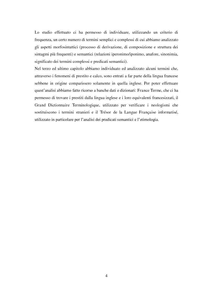 Anteprima della tesi: I termini francesi del cambiamento climatico, Pagina 3