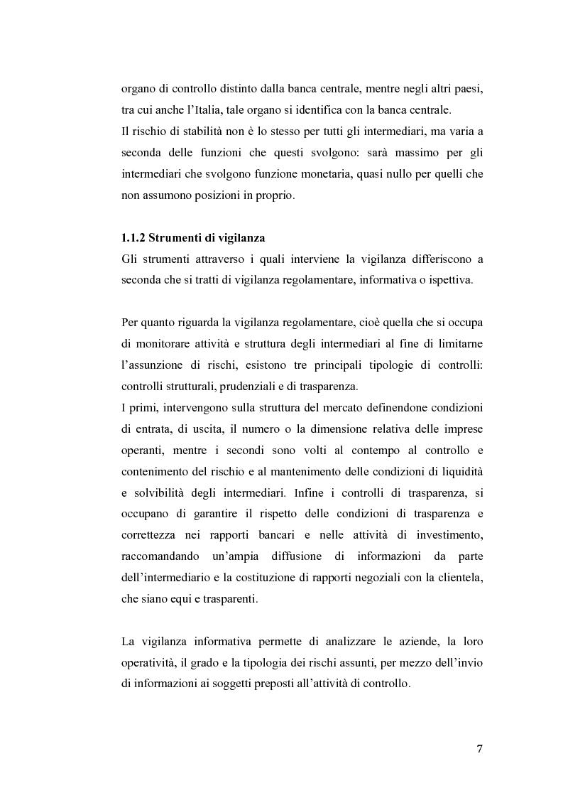 Anteprima della tesi: Fallimento Lehman Brothers: Problemi di regolamentazione e gestione bancaria, Pagina 8