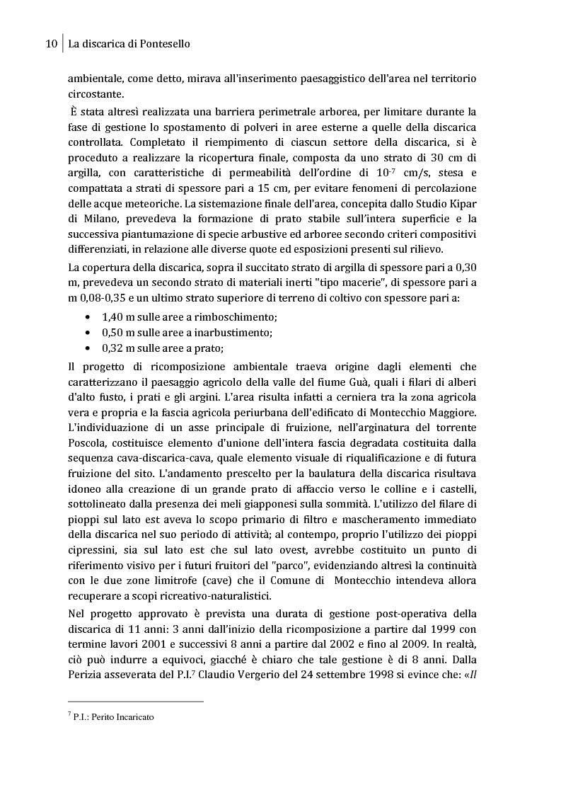 Anteprima della tesi: Sulla possibilità di impiego di pannelli fotovoltaici flessibili sulla copertura di discariche controllate, Pagina 7