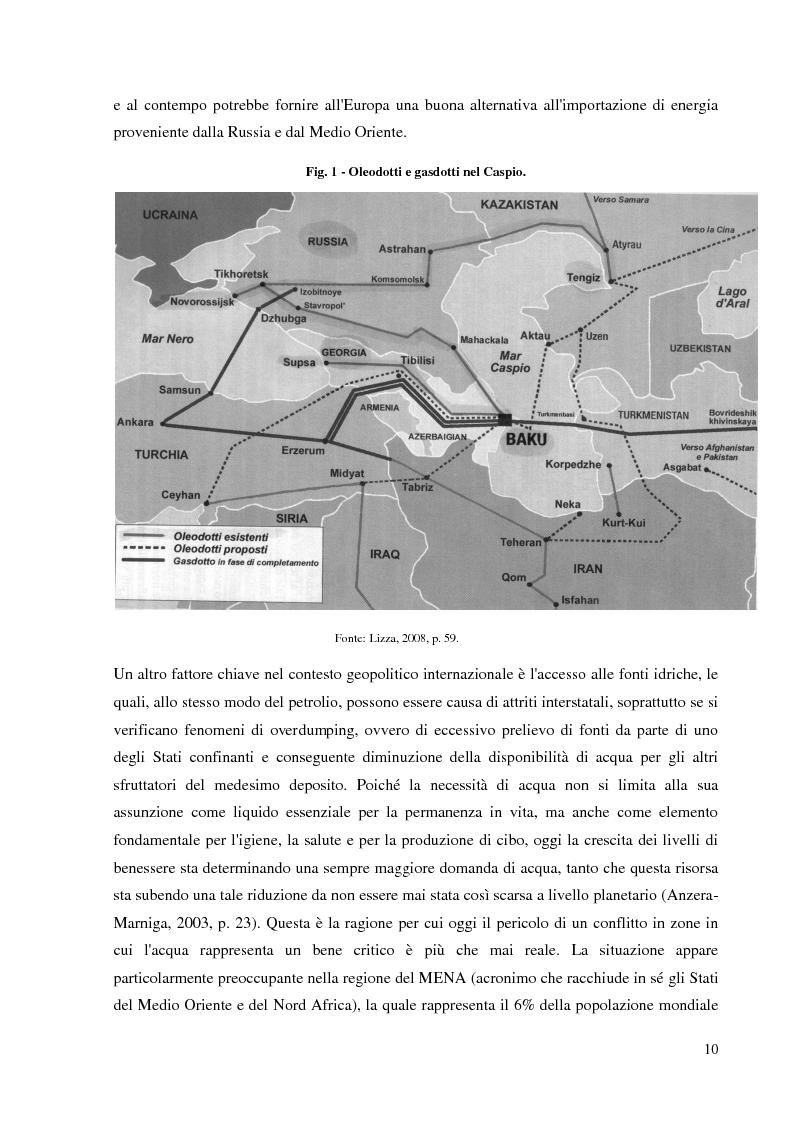 Anteprima della tesi: Prospettive e opportunità per le imprese italiane in Turchia, Pagina 8