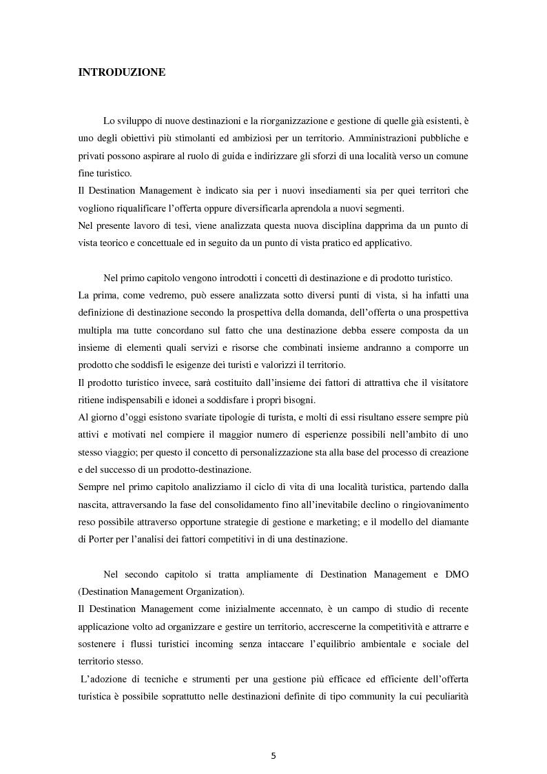Anteprima della tesi: Il Destination Management e il caso di Barcellona, Pagina 2