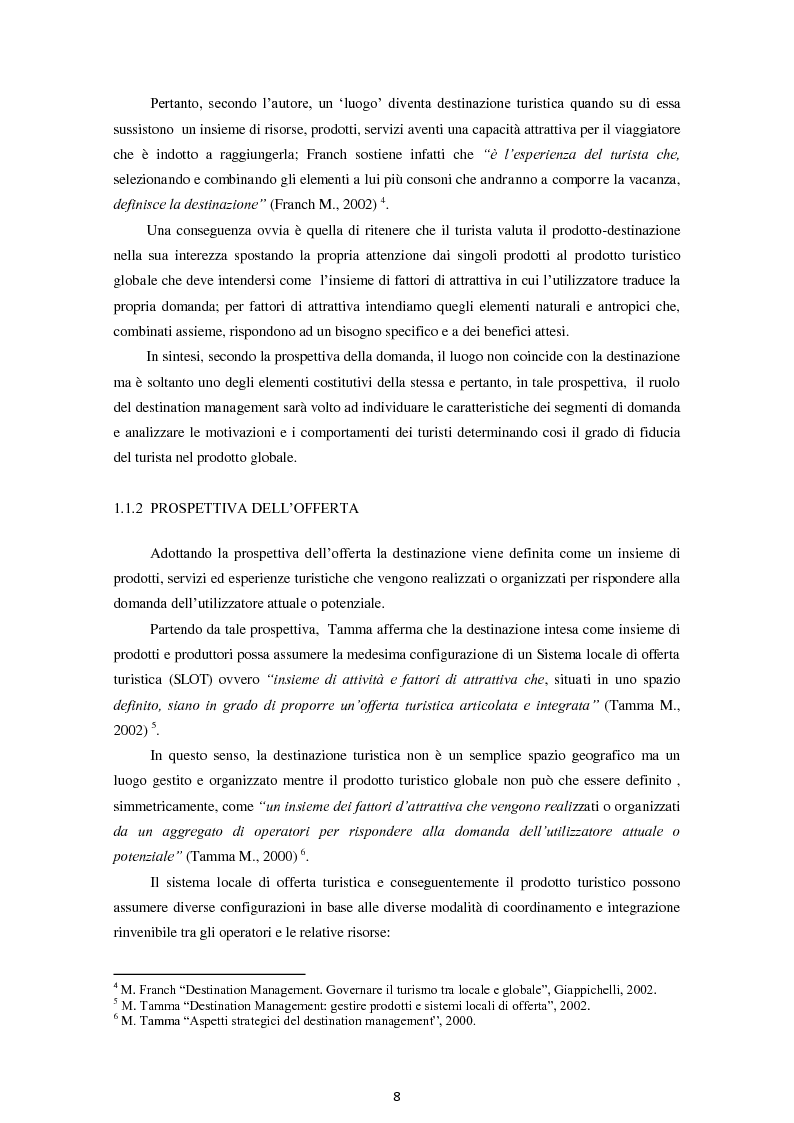 Anteprima della tesi: Il Destination Management e il caso di Barcellona, Pagina 5