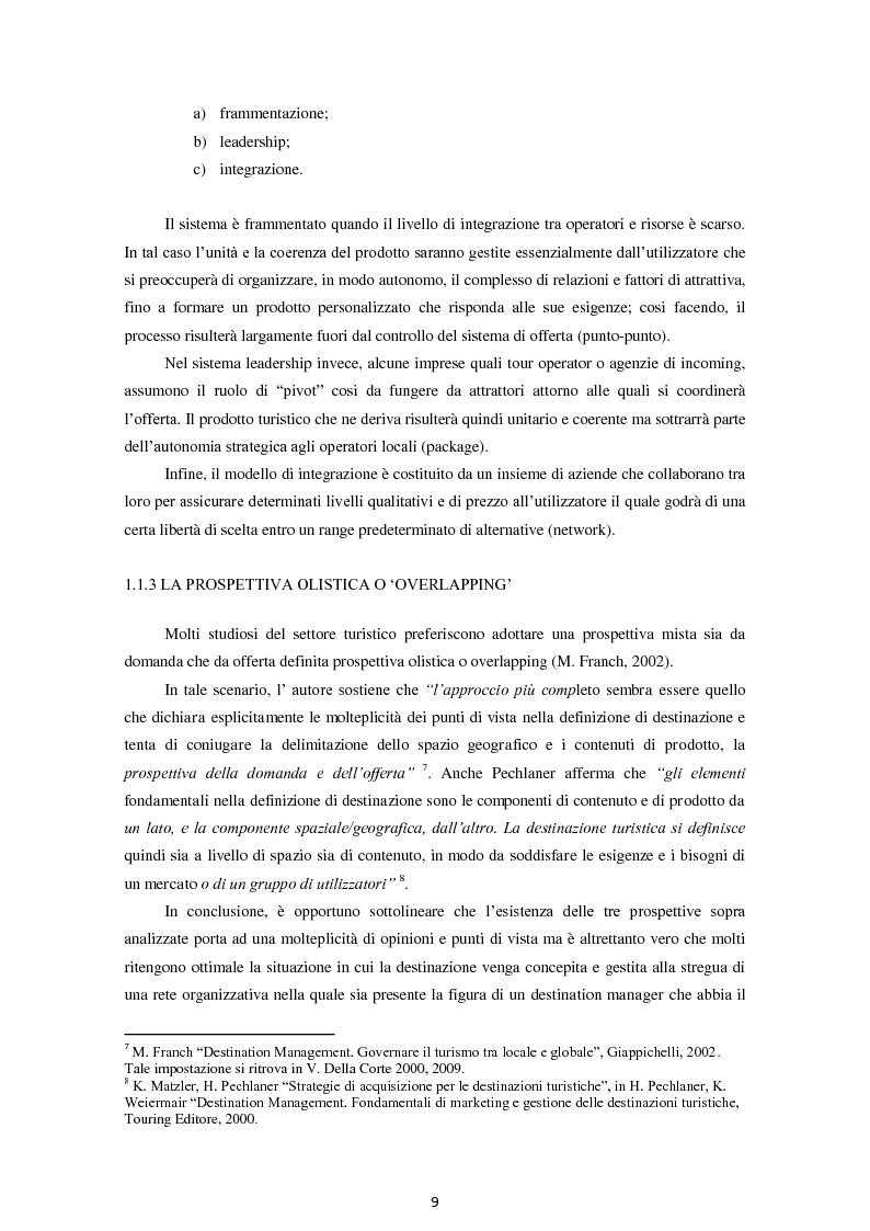 Anteprima della tesi: Il Destination Management e il caso di Barcellona, Pagina 6