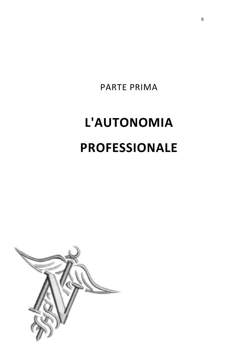 Anteprima della tesi: Nursing delle Malattie Infiammatorie Croniche dell'Intestino: aspetti di autonomia gestionale infermieristica, Pagina 7