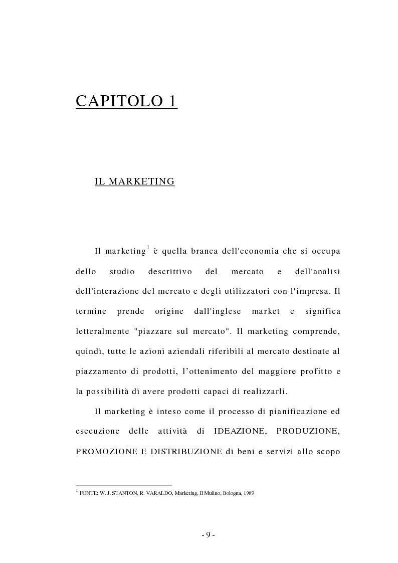 Anteprima della tesi: Il Business to Business nell'era dell'E-commerce, Pagina 6