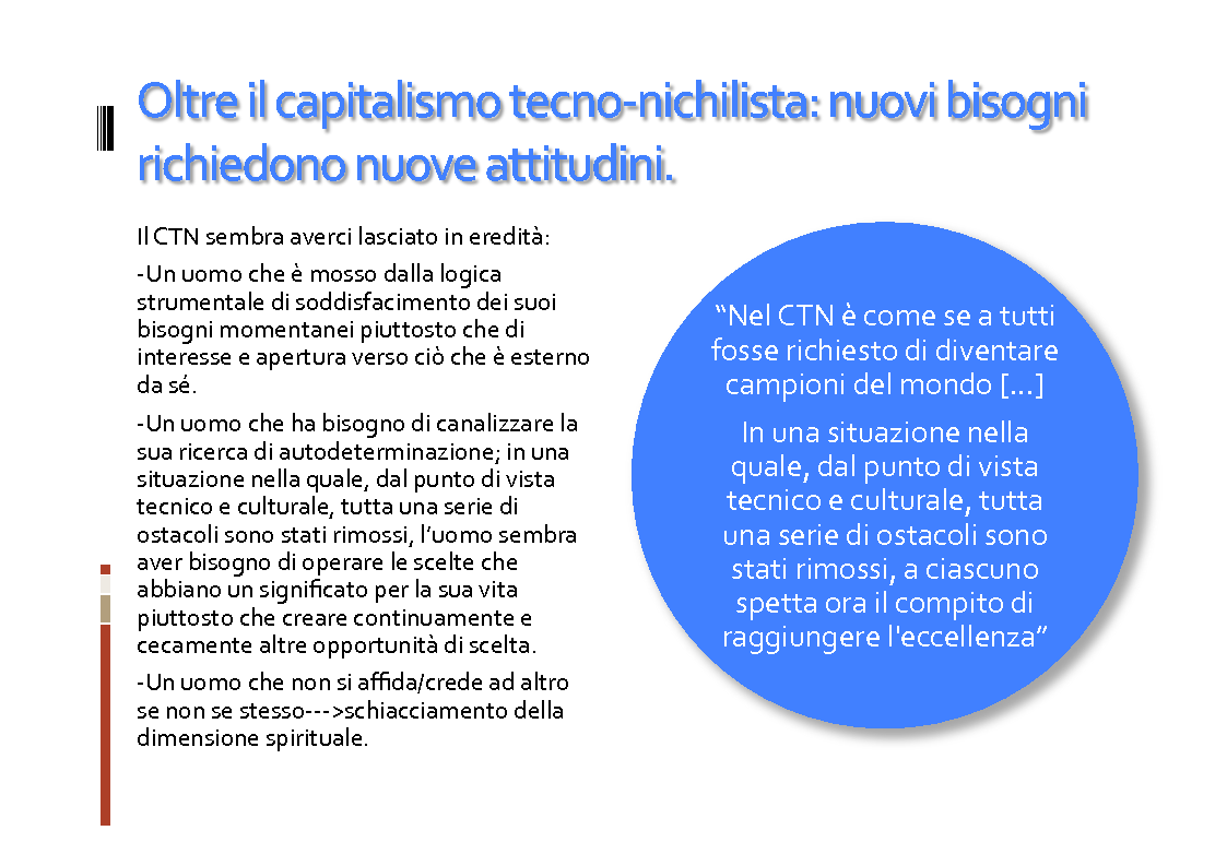 Anteprima della tesi: Il ruolo della consapevolezza nella scuola, Pagina 6