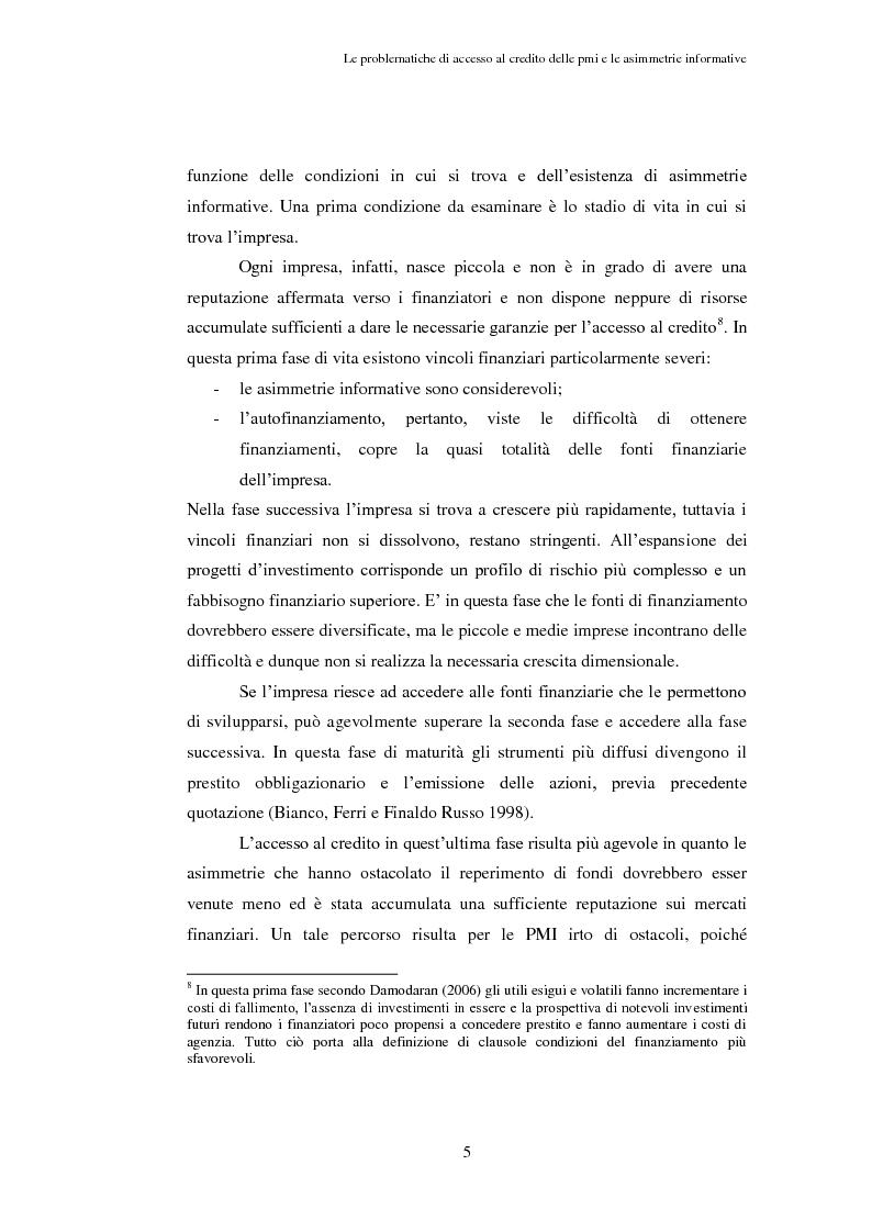 Anteprima della tesi: Opportunità e vincoli per il finanziamento pubblico all'agroindustria in Toscana. Il caso della misura 123a del Piano di Sviluppo Rurale , Pagina 10