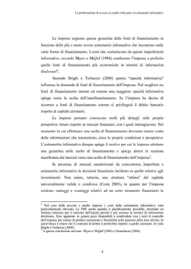 Anteprima della tesi: Opportunità e vincoli per il finanziamento pubblico all'agroindustria in Toscana. Il caso della misura 123a del Piano di Sviluppo Rurale , Pagina 9