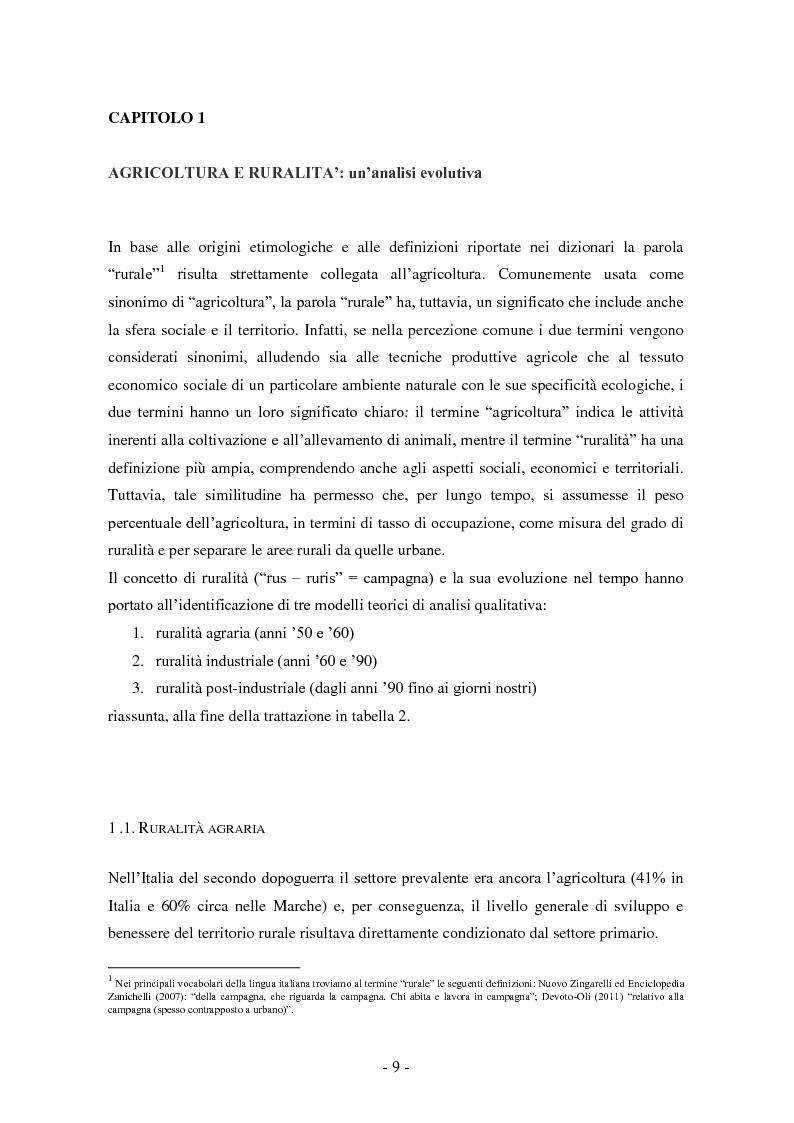 Anteprima della tesi: Le sfide della globalizzazione per i prodotti alimentari di qualità, Pagina 6
