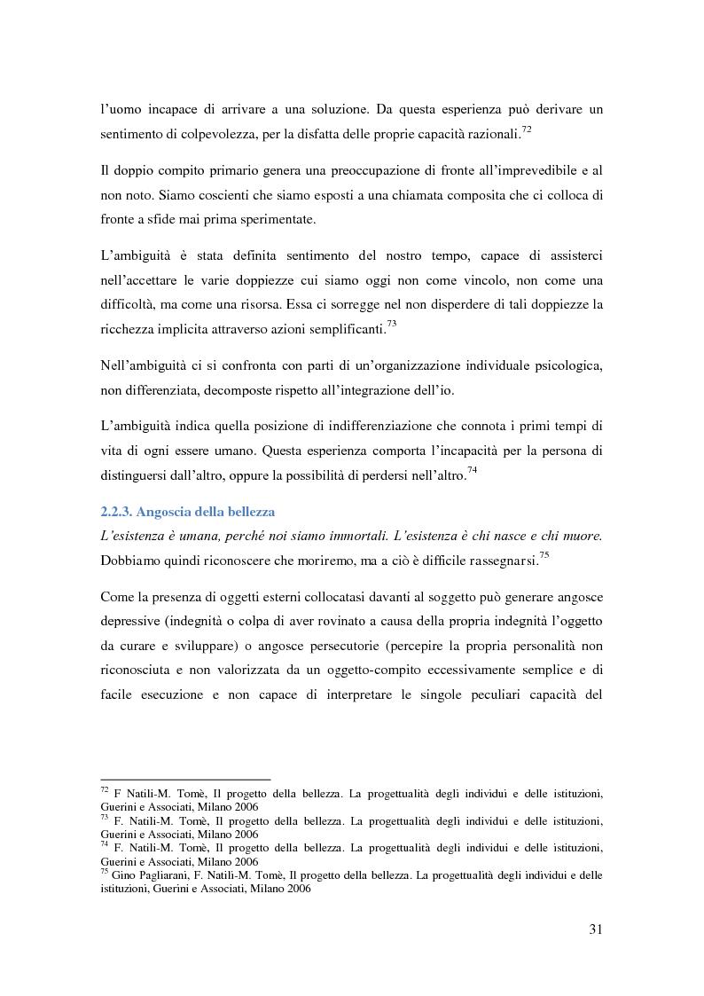 Anteprima della tesi: Gli effetti alienanti della precarietà: l'incidenza psicologica del lavoro precario, Pagina 4