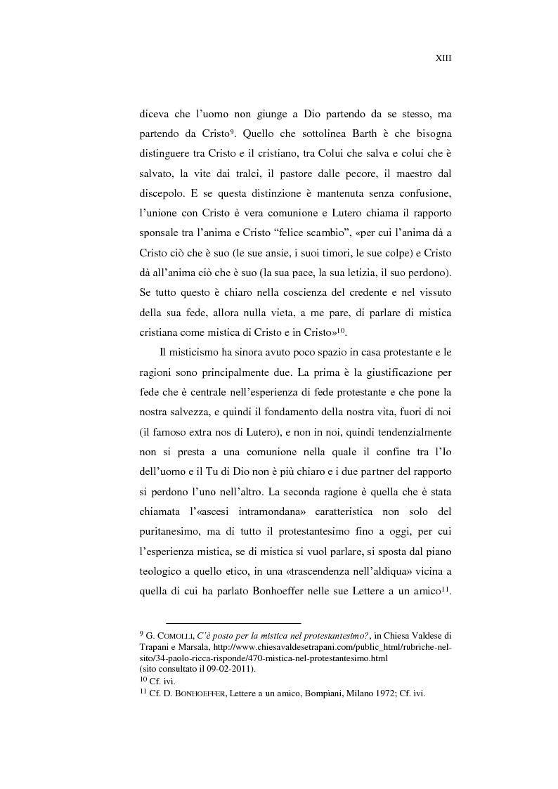 Anteprima della tesi: Aspetti della spiritualità di Martin Lutero nella logica della Theologia Crucis, Pagina 10