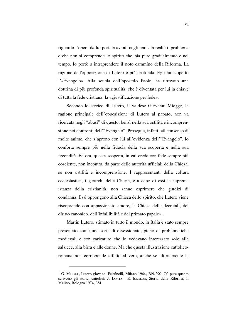 Anteprima della tesi: Aspetti della spiritualità di Martin Lutero nella logica della Theologia Crucis, Pagina 3