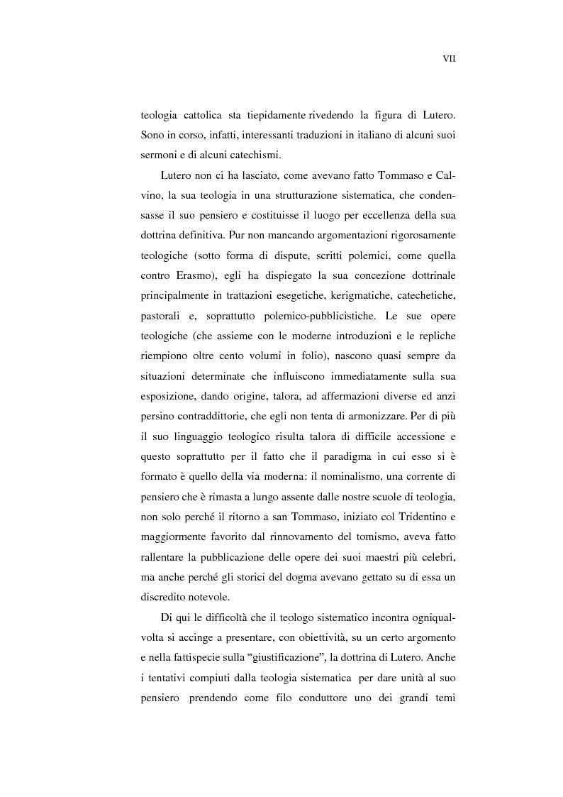 Anteprima della tesi: Aspetti della spiritualità di Martin Lutero nella logica della Theologia Crucis, Pagina 4