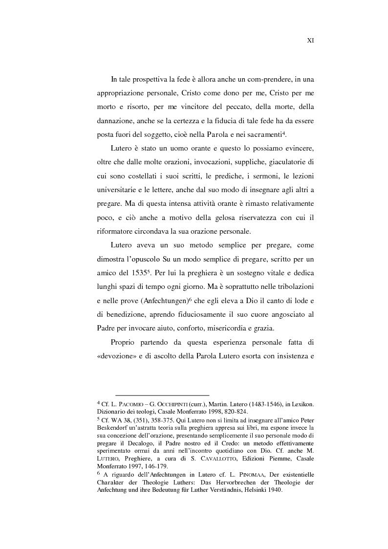 Anteprima della tesi: Aspetti della spiritualità di Martin Lutero nella logica della Theologia Crucis, Pagina 8