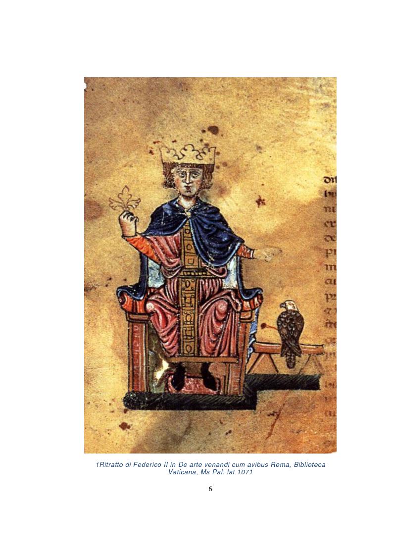 Anteprima della tesi: Federico II e le donne: il silenzio delle fonti e la storiografia, Pagina 4