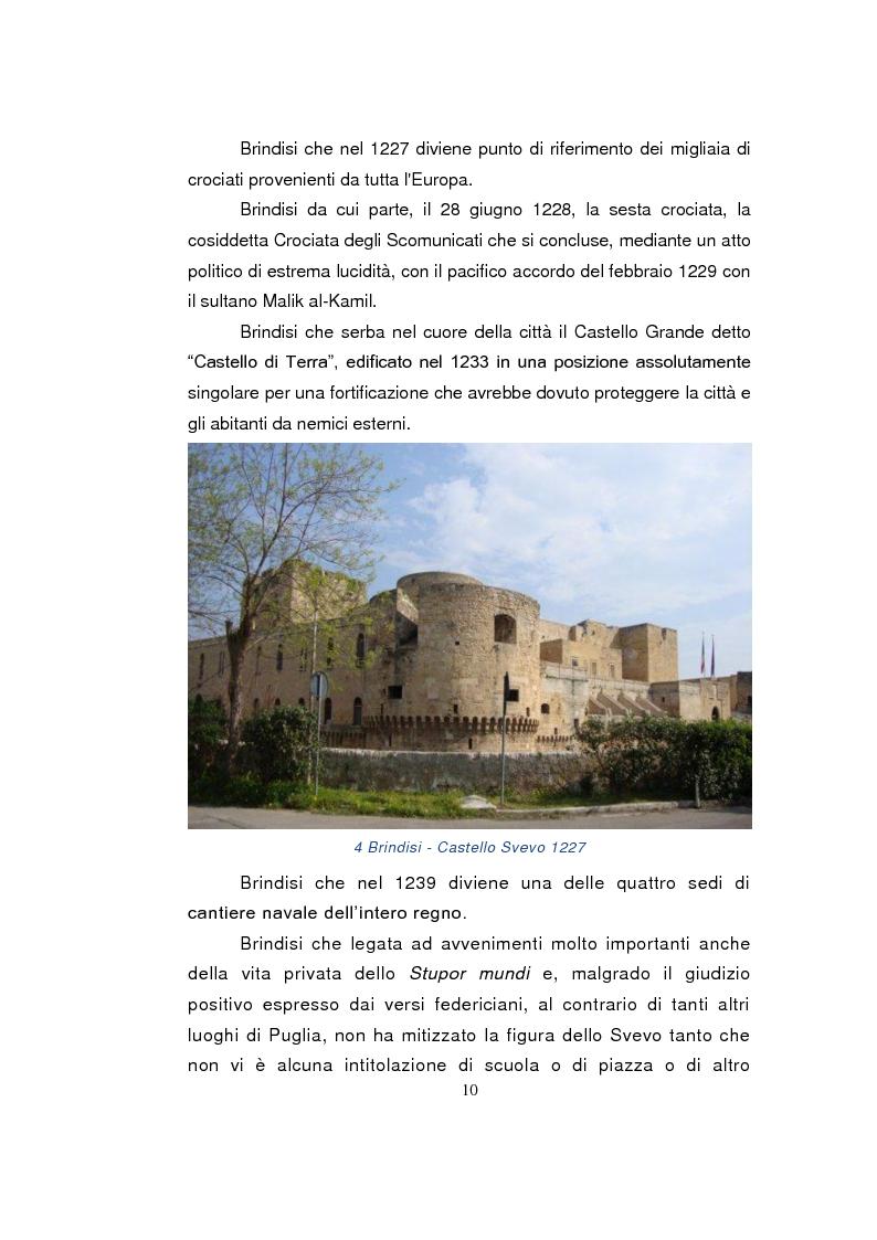 Anteprima della tesi: Federico II e le donne: il silenzio delle fonti e la storiografia, Pagina 8
