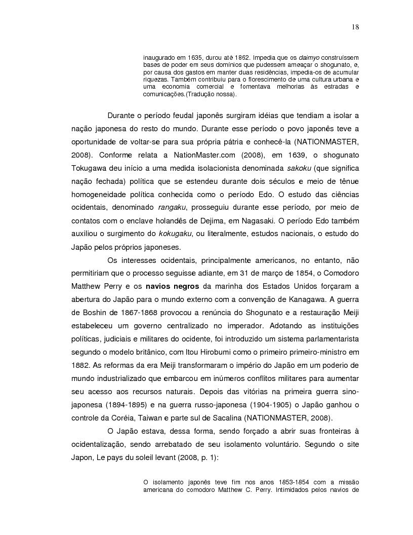 Anteprima della tesi: A projeção da demanda de carne de frango de origem brasileira no mercado japonês para os próximos cinco anos., Pagina 10