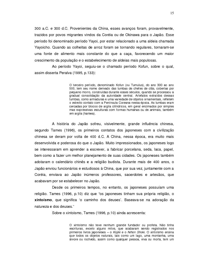 Anteprima della tesi: A projeção da demanda de carne de frango de origem brasileira no mercado japonês para os próximos cinco anos., Pagina 7