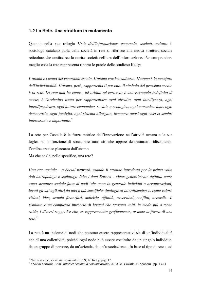 Anteprima della tesi: Attraverso Facebook. Un'indagine empirica, Pagina 10