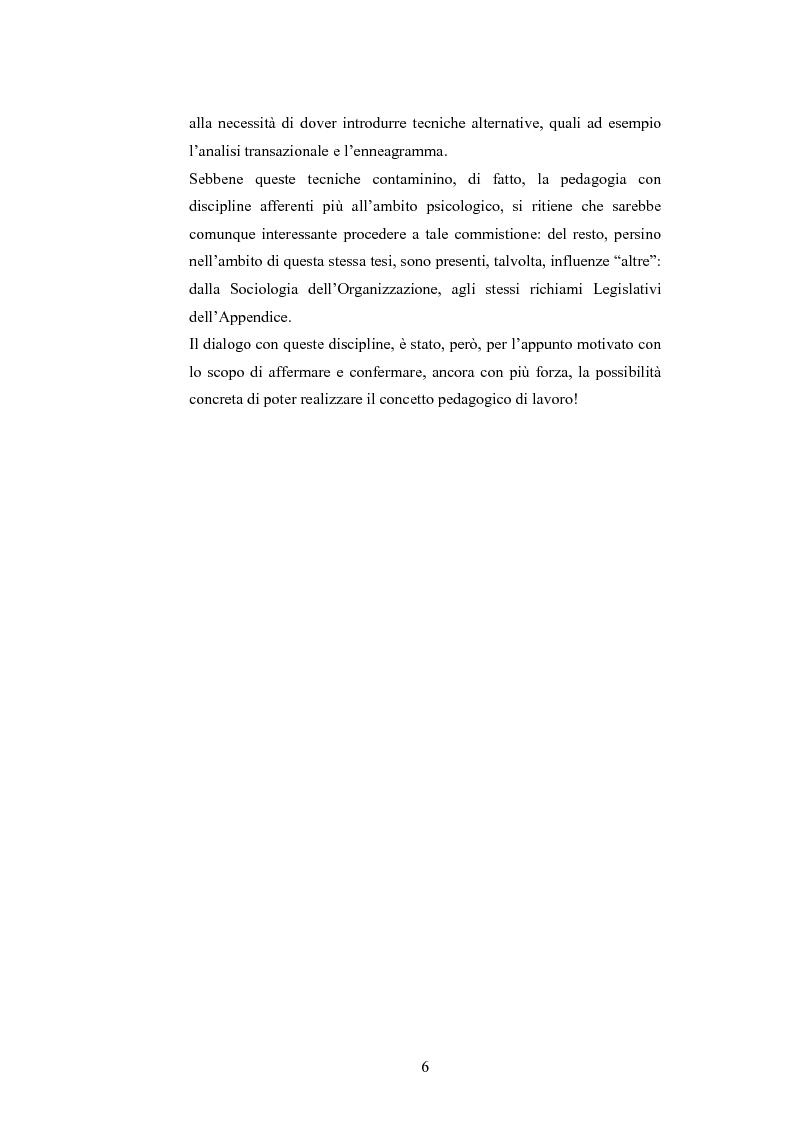 Anteprima della tesi: L'adulto e il lavoro, Pagina 5