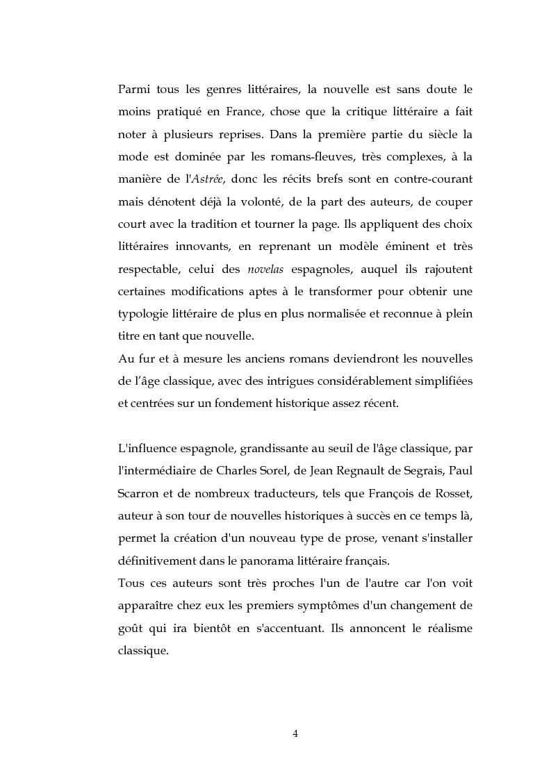 Anteprima della tesi: L'esthétique des Nouvelles Françaises de Charles Sorel, Pagina 3