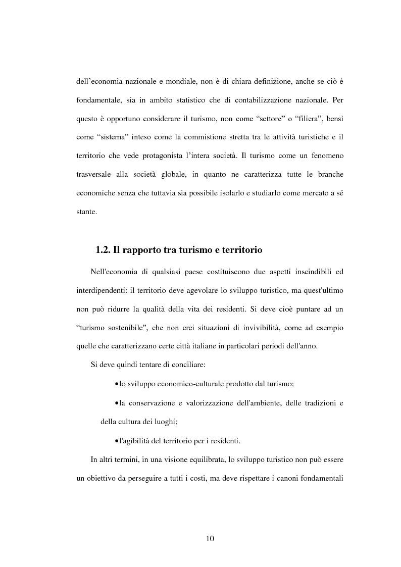 Anteprima della tesi: Problematiche di governo e di gestione delle imprese termali: il caso Ischia, Pagina 8