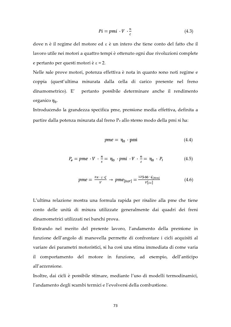 Anteprima della tesi: Scelta ottimale dell'angolo di anticipo all'accensione per un motore ad elevate prestazioni, Pagina 7