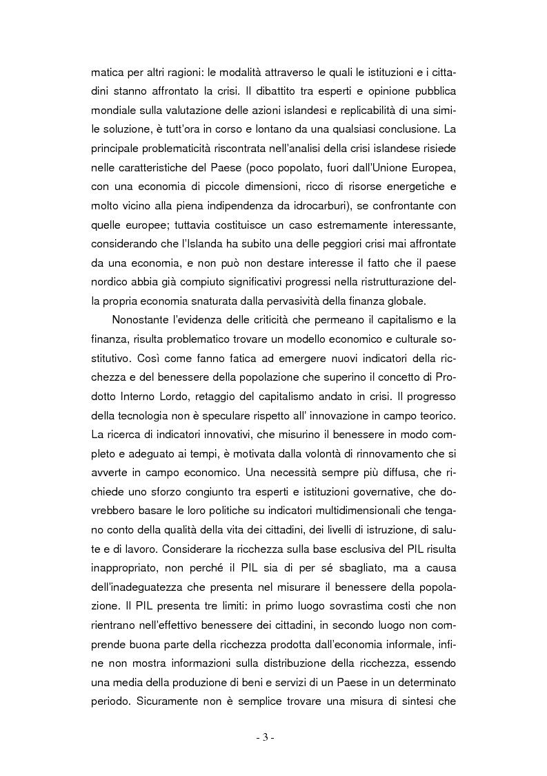 Anteprima della tesi: La finanziarizzazione dell'economia e le sue conseguenze, Pagina 3