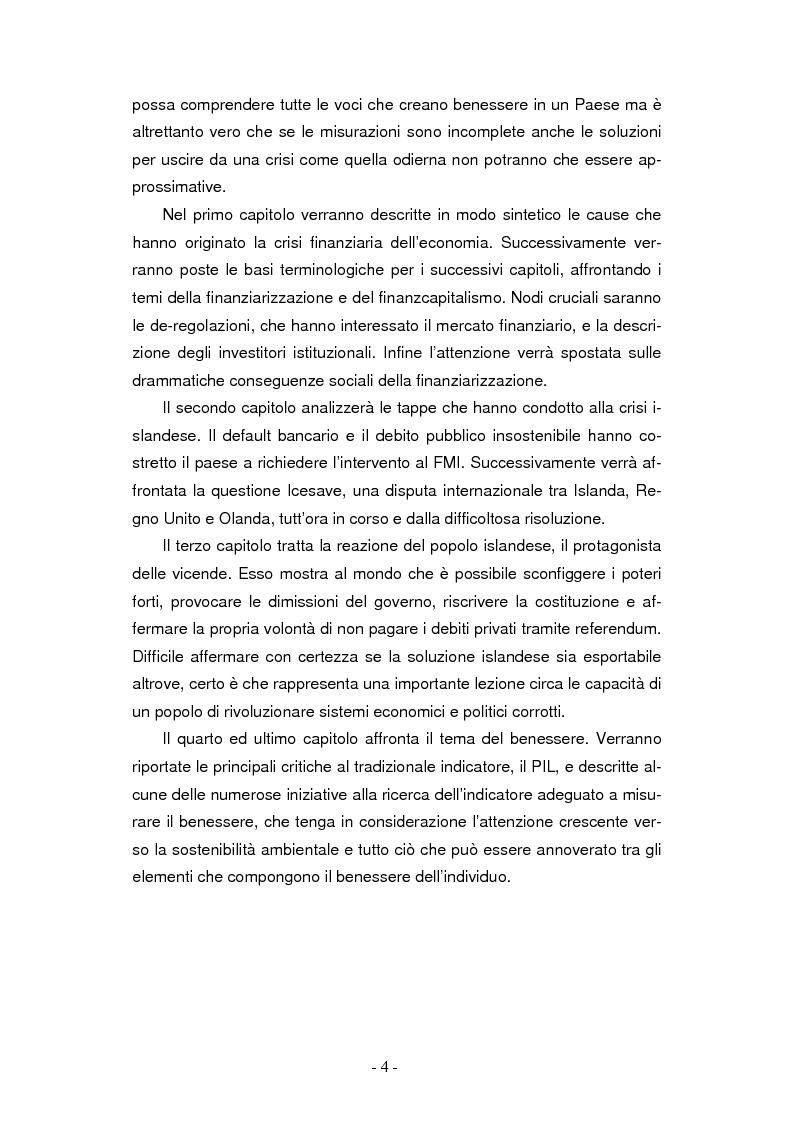 Anteprima della tesi: La finanziarizzazione dell'economia e le sue conseguenze, Pagina 4