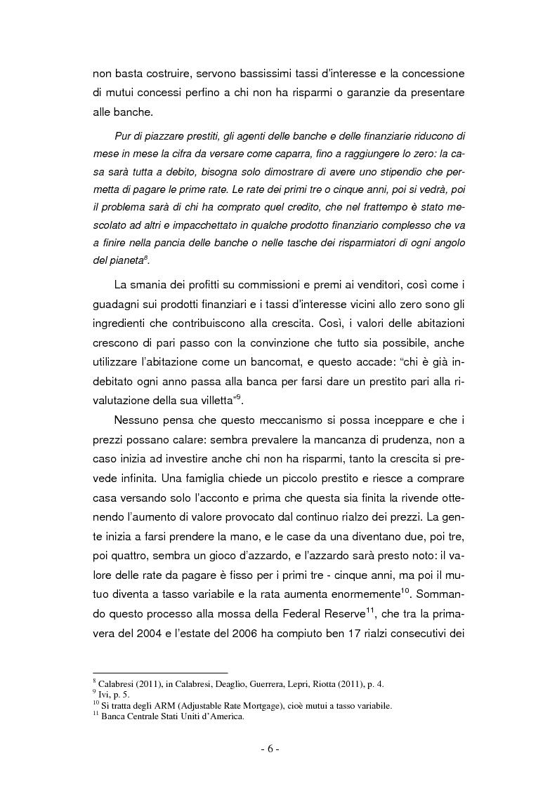 Anteprima della tesi: La finanziarizzazione dell'economia e le sue conseguenze, Pagina 6